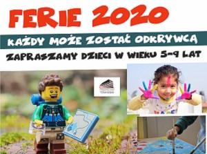 Ferie 2020 - Filia nr 3